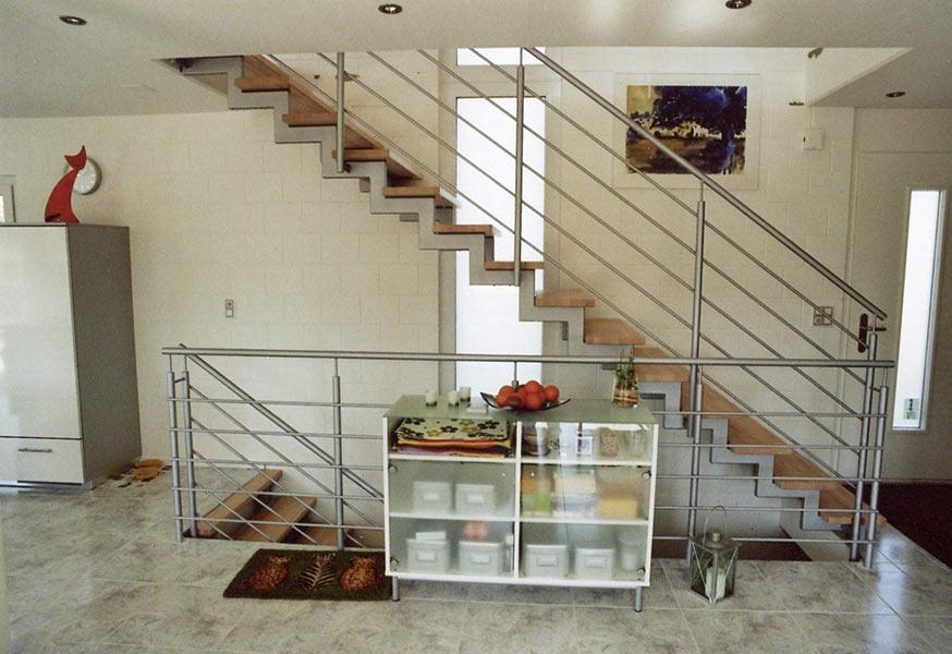 Standard lépcső - Stadler Lépcső Kft.