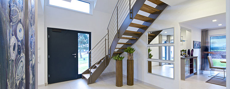 Beltéri lépcső