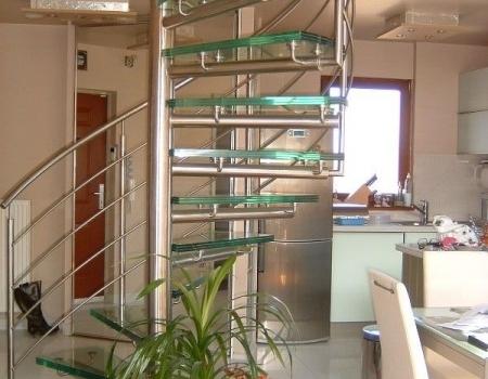 Budapesti családi ház éke a Stadler-lépcső