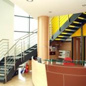 Közületi lépcső Mohácson