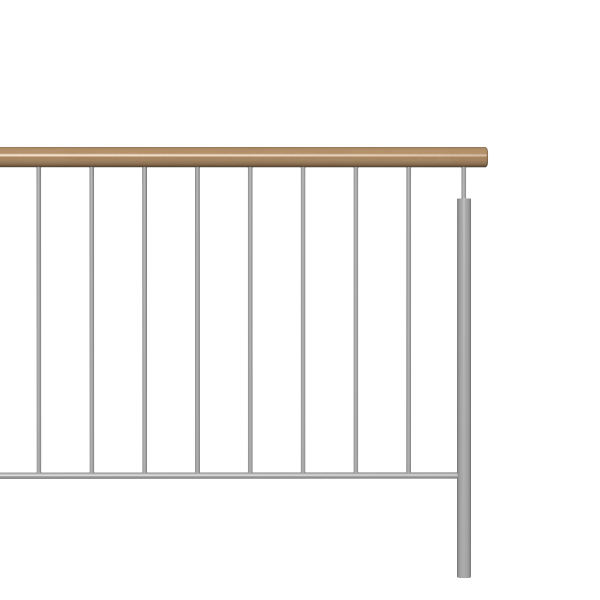 Lépcsőkorlát - Stadler Lépcső Kft.